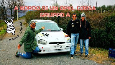 Photo of A bordo di un Opel Corsa gruppo A